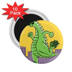 Dragon 2 25  Magnets (10 Pack)
