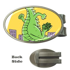 Dragon Money Clips (oval)