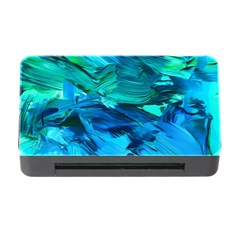 Abstract Acryl Art Memory Card Reader With Cf by tarastyle