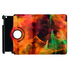 Abstract Acryl Art Apple Ipad 2 Flip 360 Case by tarastyle