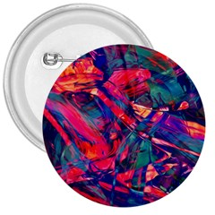 Abstract Acryl Art 3  Buttons by tarastyle