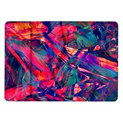 Abstract Acryl Art Samsung Galaxy Tab 10 1  P7500 Flip Case by tarastyle