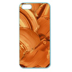 Abstract Acryl Art Apple Seamless Iphone 5 Case (color) by tarastyle