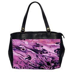 Abstract Acryl Art Office Handbags (2 Sides)  by tarastyle