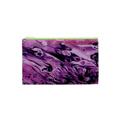 Abstract Acryl Art Cosmetic Bag (xs) by tarastyle