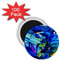 Abstract Acryl Art 1.75  Magnets (100 pack)  Front