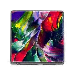 Abstract Acryl Art Memory Card Reader (square) by tarastyle