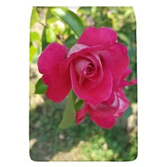 Romantic Red Rose Photography Flap Covers (l)  by yoursparklingshop