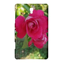 Romantic Red Rose Photography Samsung Galaxy Tab S (8 4 ) Hardshell Case  by yoursparklingshop