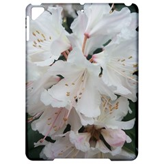 Floral Design White Flowers Photography Apple Ipad Pro 9 7   Hardshell Case by yoursparklingshop