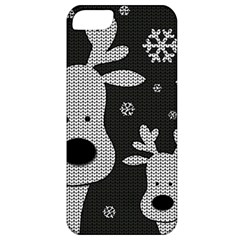 Cute Reindeer  Apple Iphone 5 Classic Hardshell Case