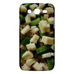 Cheese And Peppers Green Yellow Funny Design Samsung Galaxy Mega 5 8 I9152 Hardshell Case  by yoursparklingshop
