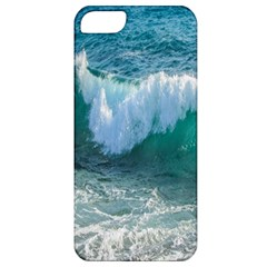 Awesome Wave Ocean Photography Apple Iphone 5 Classic Hardshell Case by yoursparklingshop