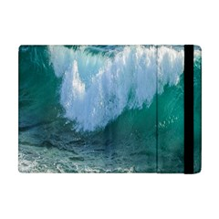 Awesome Wave Ocean Photography Apple Ipad Mini Flip Case by yoursparklingshop