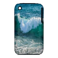 Awesome Wave Ocean Photography Iphone 3s/3gs by yoursparklingshop