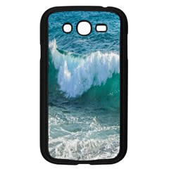 Awesome Wave Ocean Photography Samsung Galaxy Grand Duos I9082 Case (black) by yoursparklingshop