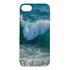 Awesome Wave Ocean Photography Apple Iphone 5s/ Se Hardshell Case by yoursparklingshop