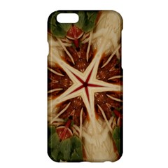 Spaghetti Italian Pasta Kaleidoscope Funny Food Star Design Apple Iphone 6 Plus/6s Plus Hardshell Case by yoursparklingshop