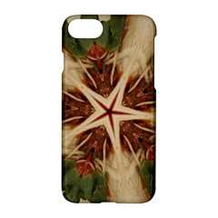 Spaghetti Italian Pasta Kaleidoscope Funny Food Star Design Apple Iphone 7 Hardshell Case by yoursparklingshop