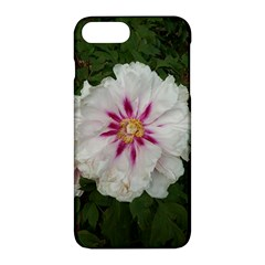Floral Soft Pink Flower Photography Peony Rose Apple Iphone 7 Plus Hardshell Case by yoursparklingshop