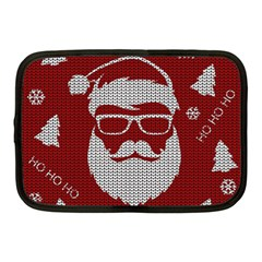 Ugly Christmas Sweater Netbook Case (medium)