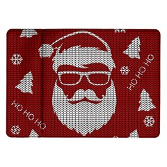 Ugly Christmas Sweater Samsung Galaxy Tab 10 1  P7500 Flip Case by Valentinaart