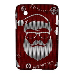 Ugly Christmas Sweater Samsung Galaxy Tab 2 (7 ) P3100 Hardshell Case  by Valentinaart