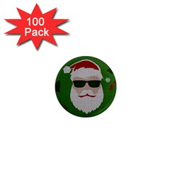Ugly Christmas Sweater 1  Mini Magnets (100 Pack)