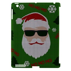 Ugly Christmas Sweater Apple Ipad 3/4 Hardshell Case (compatible With Smart Cover)