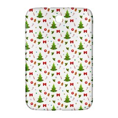 Christmas Pattern Samsung Galaxy Note 8 0 N5100 Hardshell Case  by Valentinaart