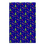 Christmas pattern Shower Curtain 48  x 72  (Small)  42.18 x64.8 Curtain