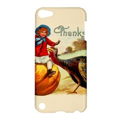 Vintage Thanksgiving Apple Ipod Touch 5 Hardshell Case by Valentinaart