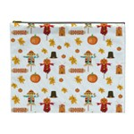 Thanksgiving Cosmetic Bag (XL) Front