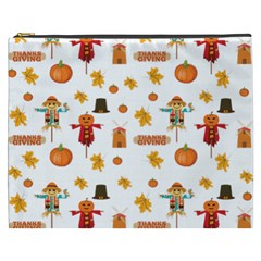 Thanksgiving Cosmetic Bag (xxxl)