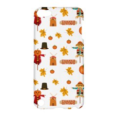 Thanksgiving Apple Ipod Touch 5 Hardshell Case by Valentinaart