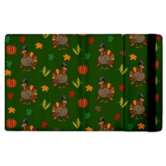 Thanksgiving Turkey  Apple Ipad 2 Flip Case