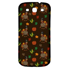 Thanksgiving Turkey  Samsung Galaxy S3 S Iii Classic Hardshell Back Case