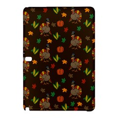 Thanksgiving Turkey  Samsung Galaxy Tab Pro 12 2 Hardshell Case by Valentinaart