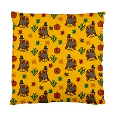 Thanksgiving Turkey  Standard Cushion Case (one Side)