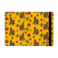 Thanksgiving Turkey  Apple Ipad Mini Flip Case by Valentinaart