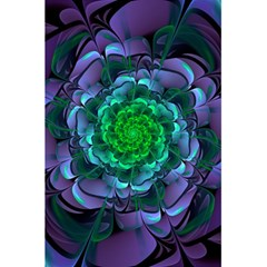 Beautiful Purple & Green Aeonium Arboreum Zwartkop 5 5  X 8 5  Notebooks by jayaprime