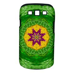 Feathers In The Sunshine Mandala Samsung Galaxy S Iii Classic Hardshell Case (pc+silicone) by pepitasart