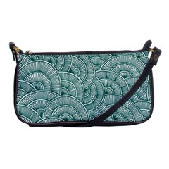 Design Art Wesley Fontes Shoulder Clutch Bags by wesleystores