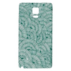 Design Art Wesley Fontes Galaxy Note 4 Back Case by wesleystores