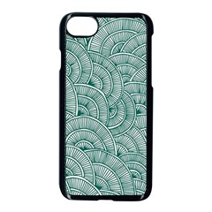 Design Art Wesley Fontes Apple Iphone 8 Seamless Case (black)