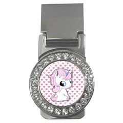 Baby Unicorn Money Clips (cz)  by Valentinaart