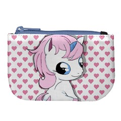Baby Unicorn Large Coin Purse
