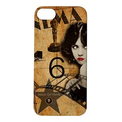 Vintage Cinema Apple Iphone 5s/ Se Hardshell Case