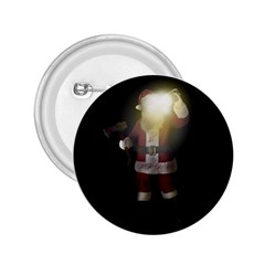 Santa Killer 2 25  Buttons by Valentinaart