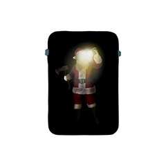 Santa Killer Apple Ipad Mini Protective Soft Cases by Valentinaart